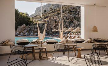 Casa Cook hotel in Rhodes, Greece