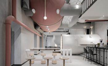 Ideas Lab in Shanghai, China