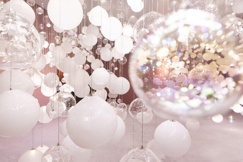 breath of light Breath of Light: Preciosa's Playful Interaction with Glass Bubbles preciosa 5