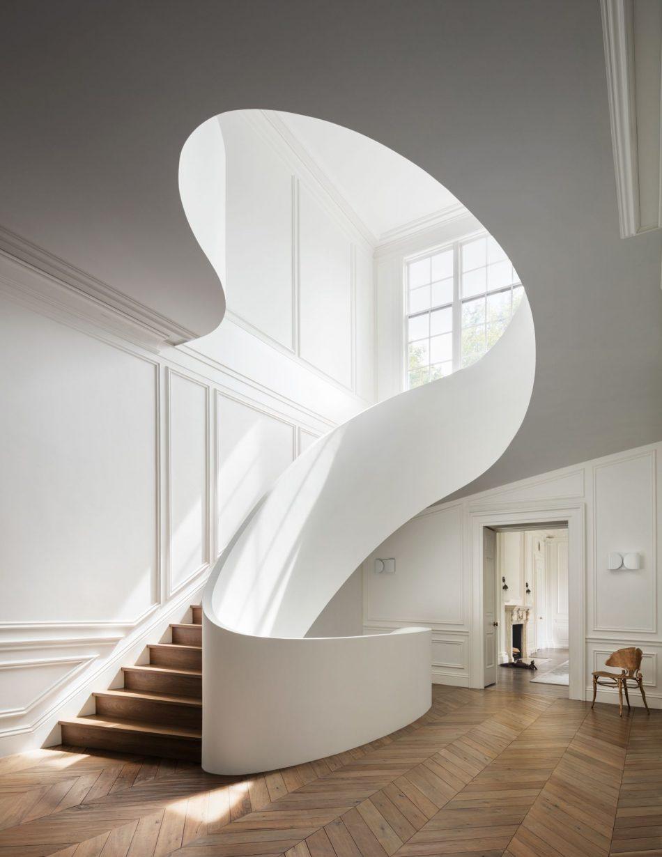 boston house Boston House, Steven Harris Architects Boston House 5