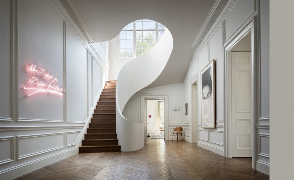 boston house Boston House, Steven Harris Architects Boston House 9