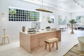 Californian living, new design boutique and dreamy Airbnb home