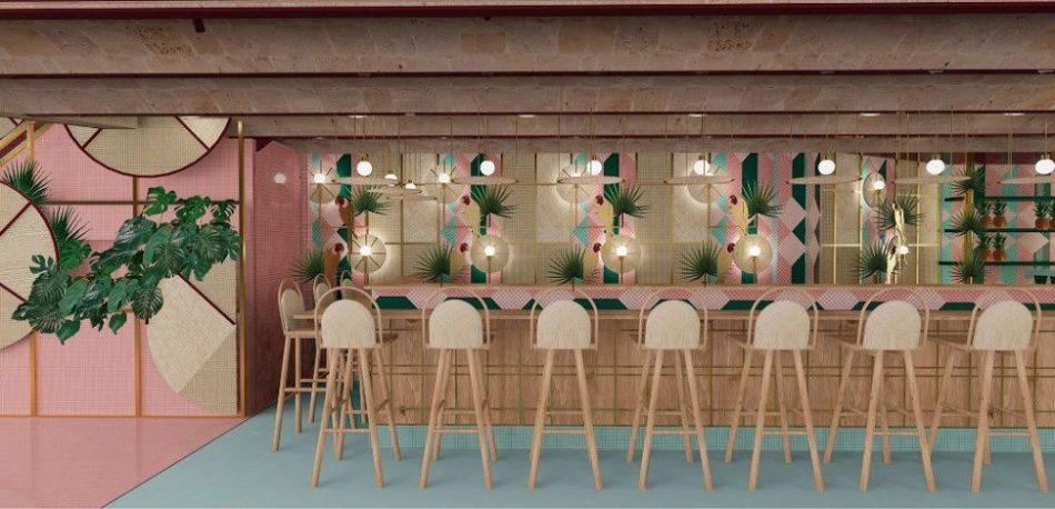 Kaikaya Restaurant Kaikaya Restaurant by Masquespacio Kaikaya Restaurant by Masquespacio 1