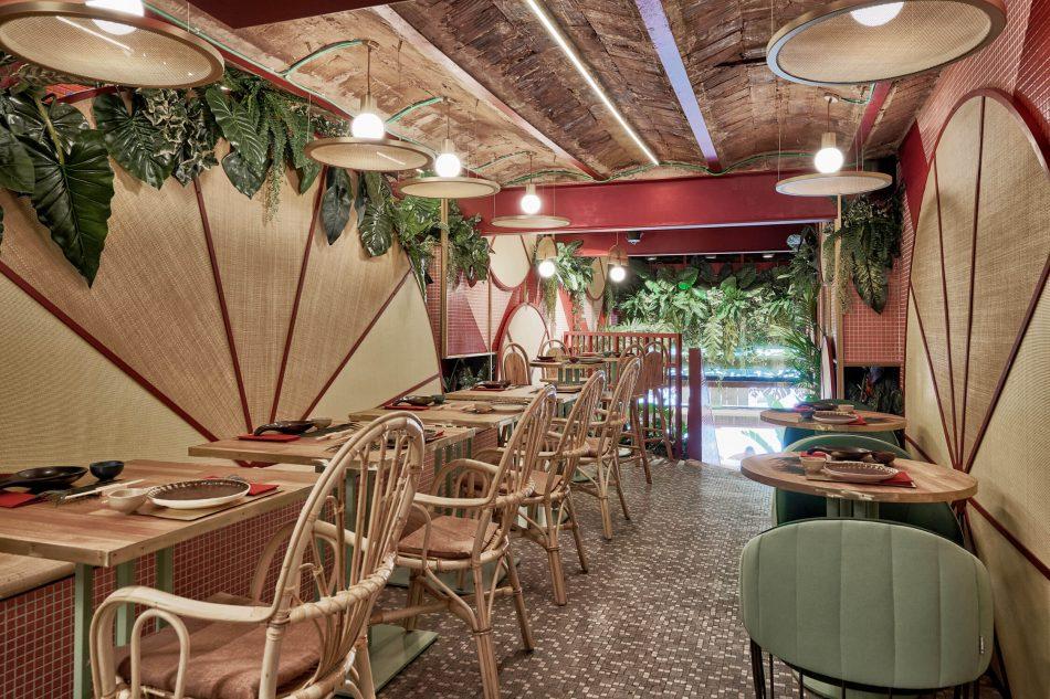 Kaikaya Restaurant Kaikaya Restaurant by Masquespacio Kaikaya Restaurant by Masquespacio 19