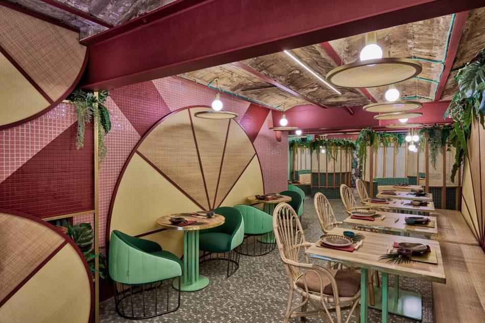 Kaikaya Restaurant Kaikaya Restaurant by Masquespacio Kaikaya Restaurant by Masquespacio 23