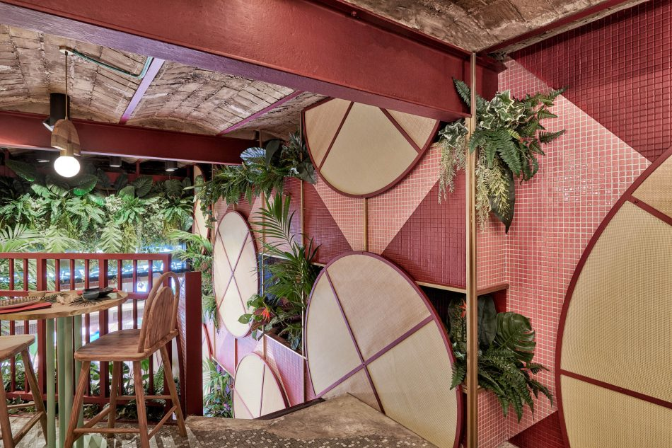 Kaikaya Restaurant Kaikaya Restaurant by Masquespacio Kaikaya Restaurant by Masquespacio 24