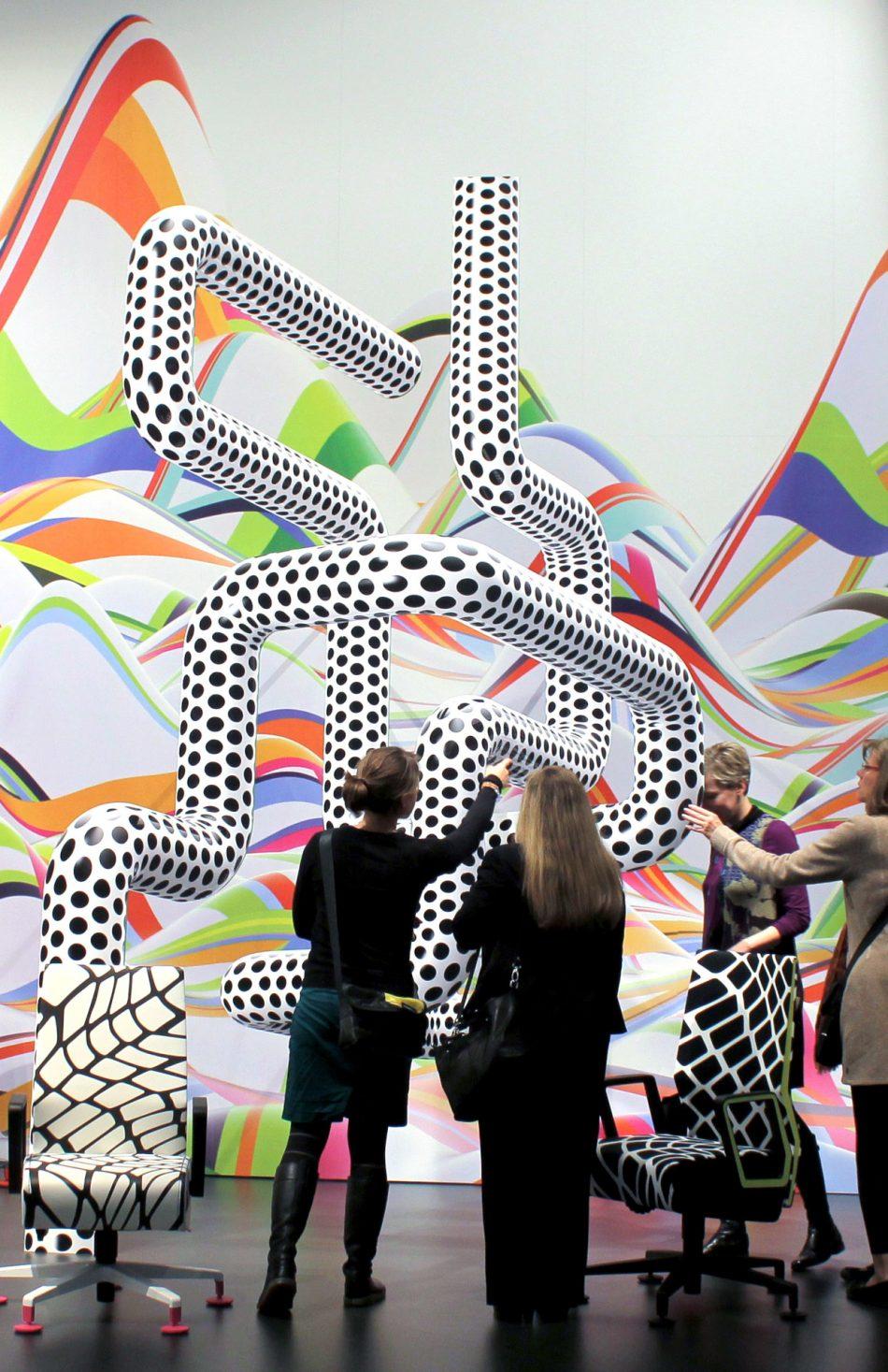 Markus Benesch markus benesch Markus Benesch Colorful Interior Decoration Markus Benesch 1