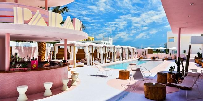 Paradiso Ibiza Art Paradiso Ibiza Art Hotel – Ibiza, Spain Paradiso Ibiza Art Hotel 1