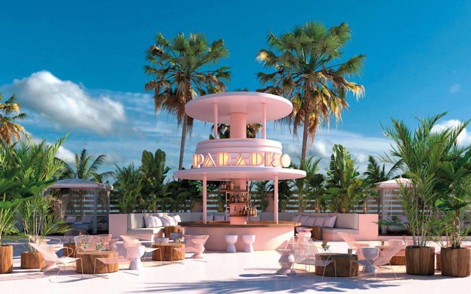 Paradiso Ibiza Art Hotel - Ibiza, Spain