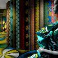 vlisco's fabric exhibition Vlisco's Fabric Exhibition at Museum Helmond Vlisco   s Fabric Exhibition 4 120x120