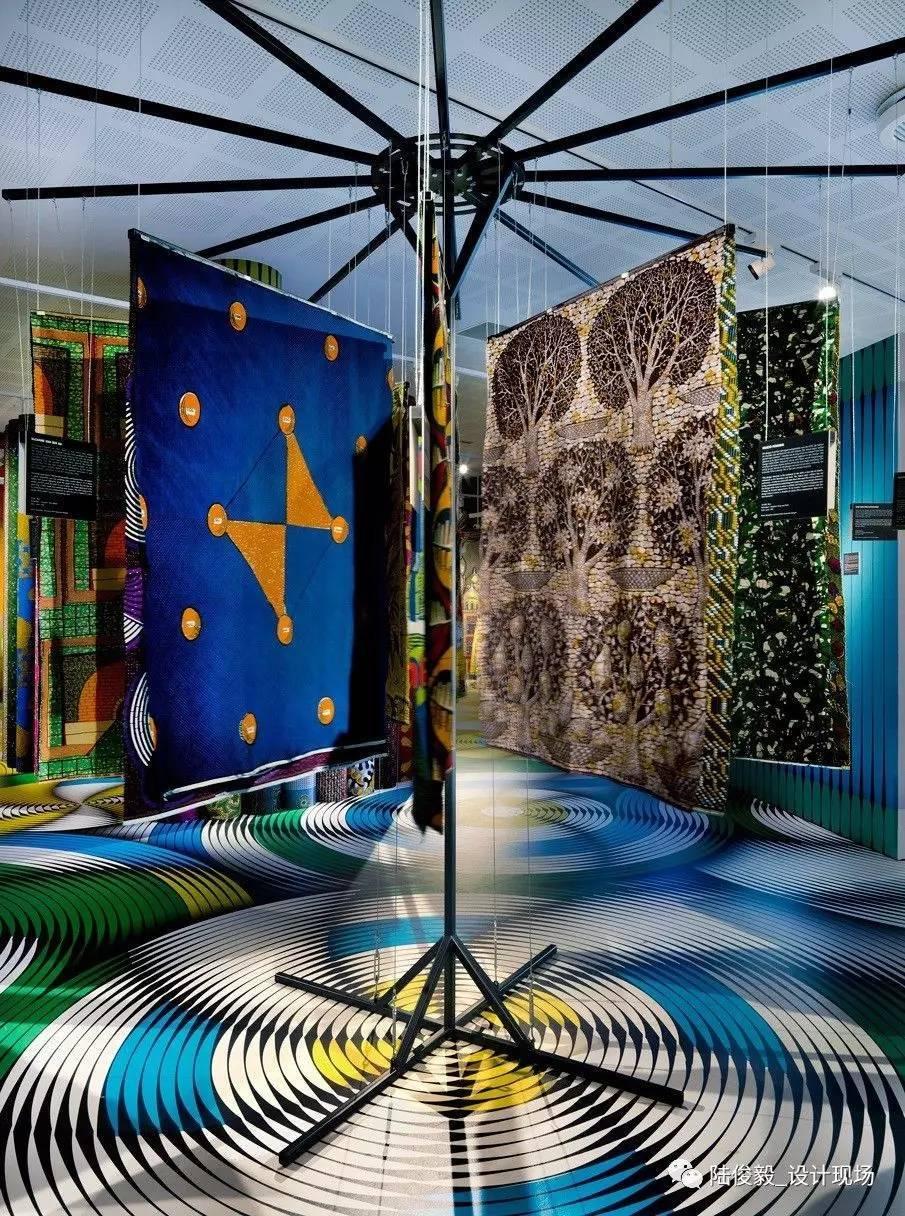Vlisco's Fabric Exhibition vlisco's fabric exhibition Vlisco's Fabric Exhibition at Museum Helmond Vlisco   s Fabric Exhibition 2