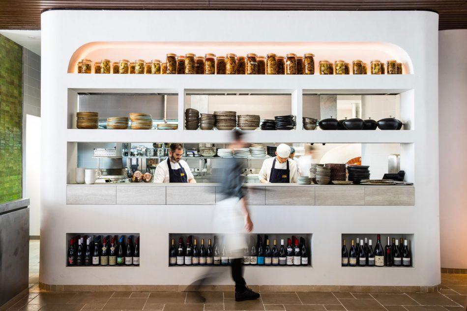 Été Contemporary Australia in Sydney's Été Restaurant   t   Restaurant 10