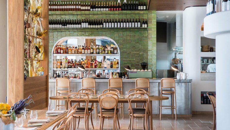 Été Contemporary Australia in Sydney's Été Restaurant   t   Restaurant 13
