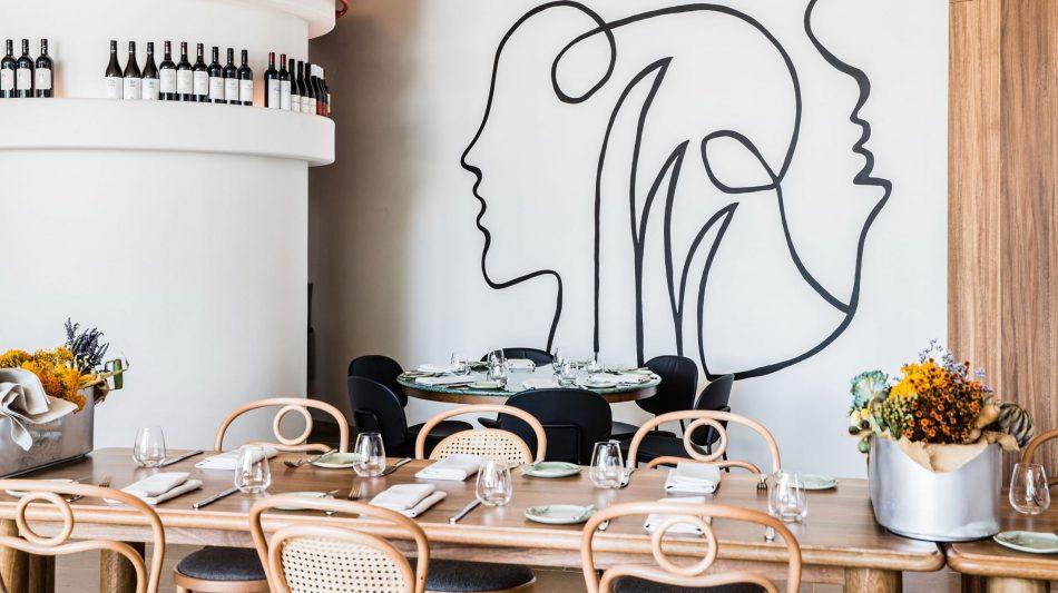 Été Contemporary Australia in Sydney's Été Restaurant   t   Restaurant 3