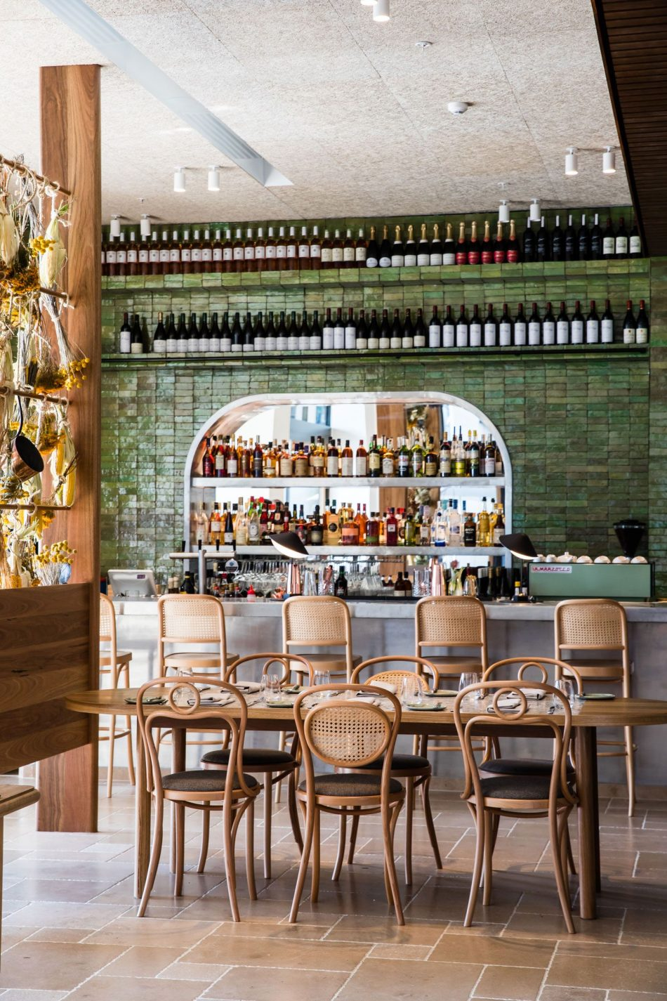 Été Contemporary Australia in Sydney's Été Restaurant   t   Restaurant 4