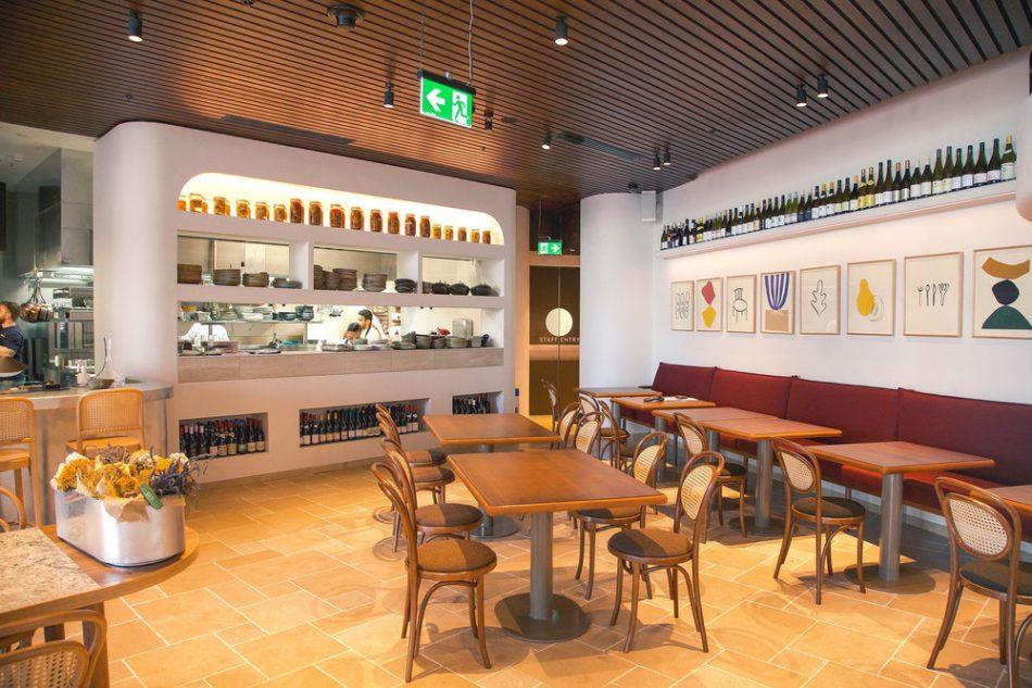 Été Contemporary Australia in Sydney's Été Restaurant   t   Restaurant 8