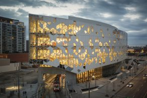 Snøhetta and DIALOG's Calgary Central Library