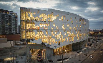 Snøhetta and DIALOG's Calgary Central Library