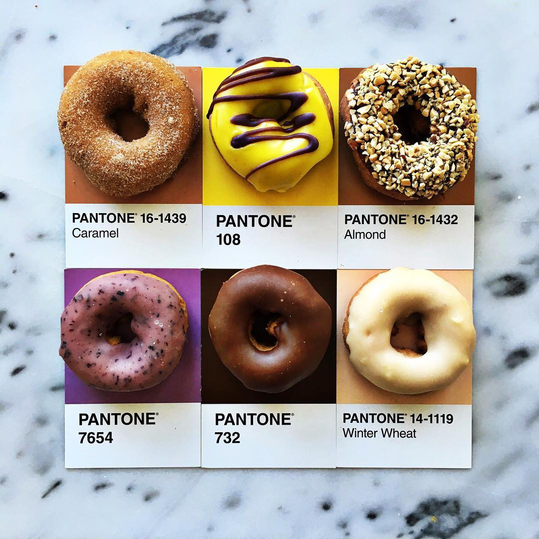 lucy litman Lucy Litman's Pantone 'Pairing' Food Cards Lucy Litman 6