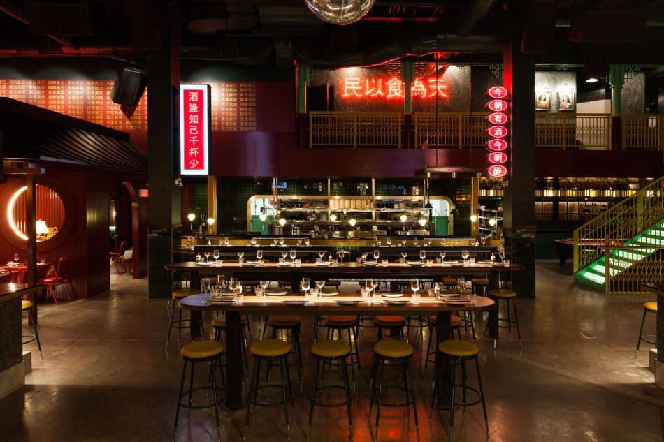 miss wong Miss Wong: Chinese Brasserie of Cinematic Proportions in Laval Miss Wong 15