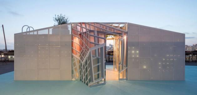 Urban Cabin urban cabin Urban Cabin Presents Micro-Living In The Metropolis Urban Cabin 2