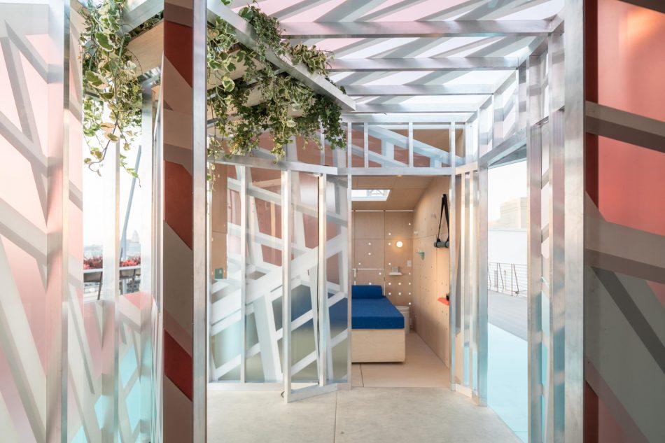 urban cabin Urban Cabin Presents Micro-Living In The Metropolis Urban Cabin 5