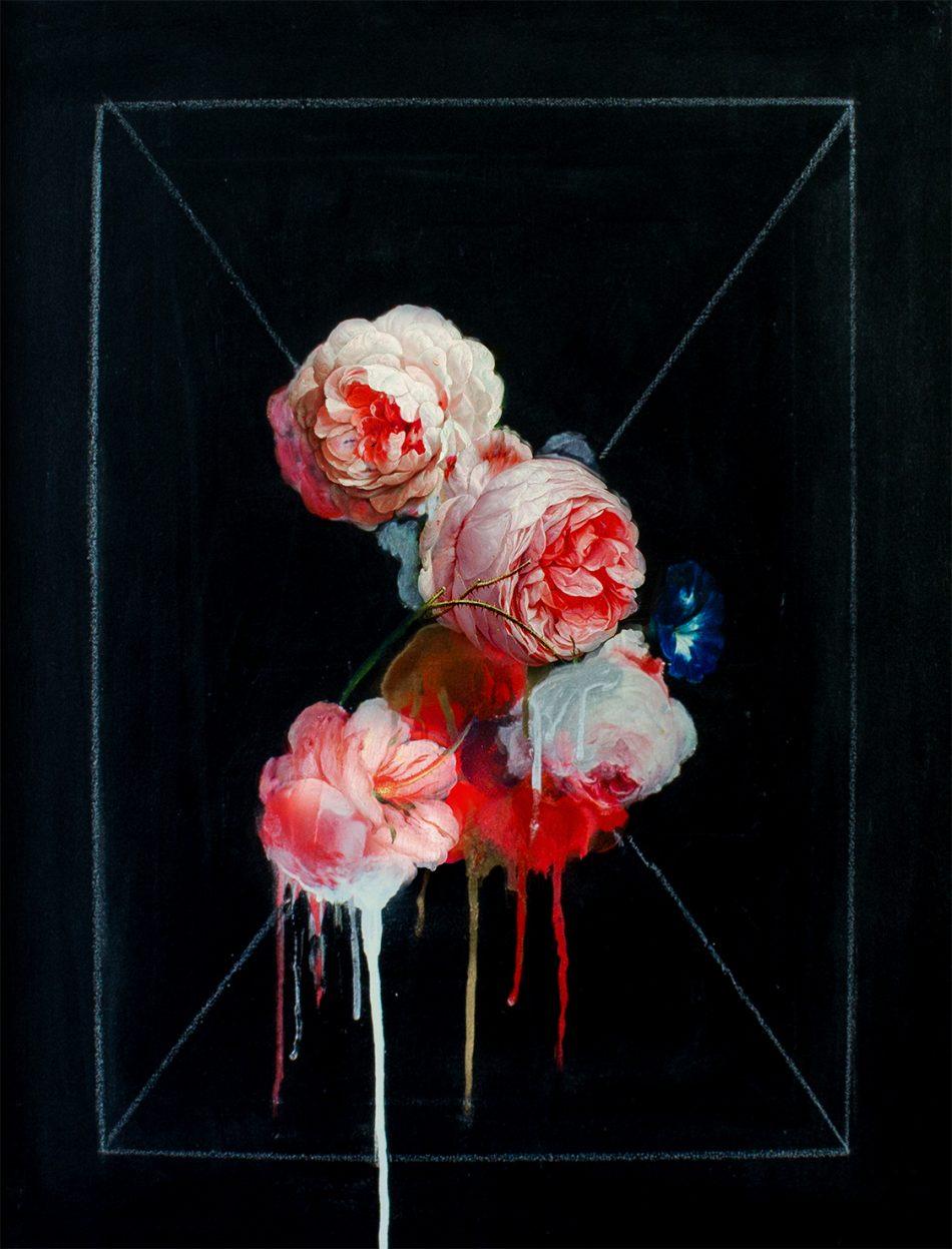 ted pim Ted Pim Flower Paintings tedpim 13