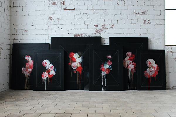 ted pim Ted Pim Flower Paintings tedpim 14