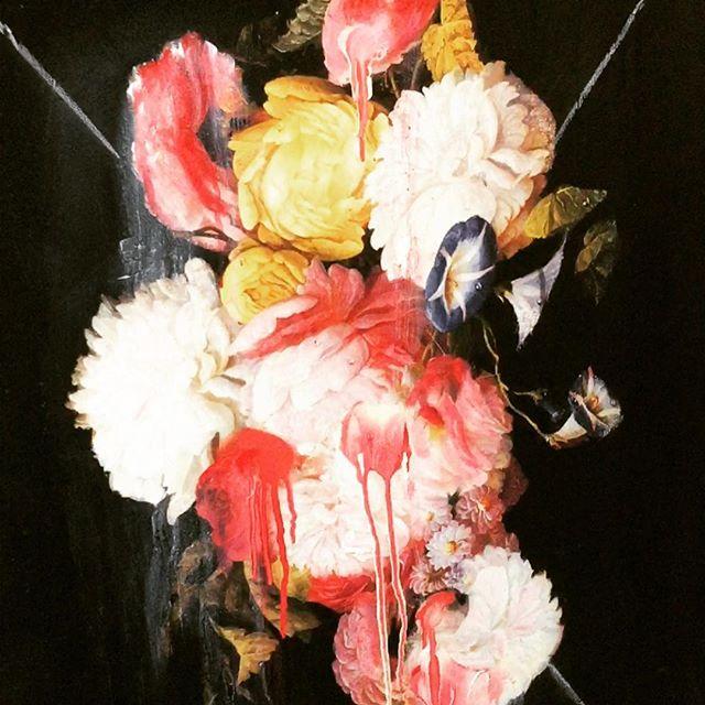 ted pim Ted Pim Flower Paintings tedpim 3