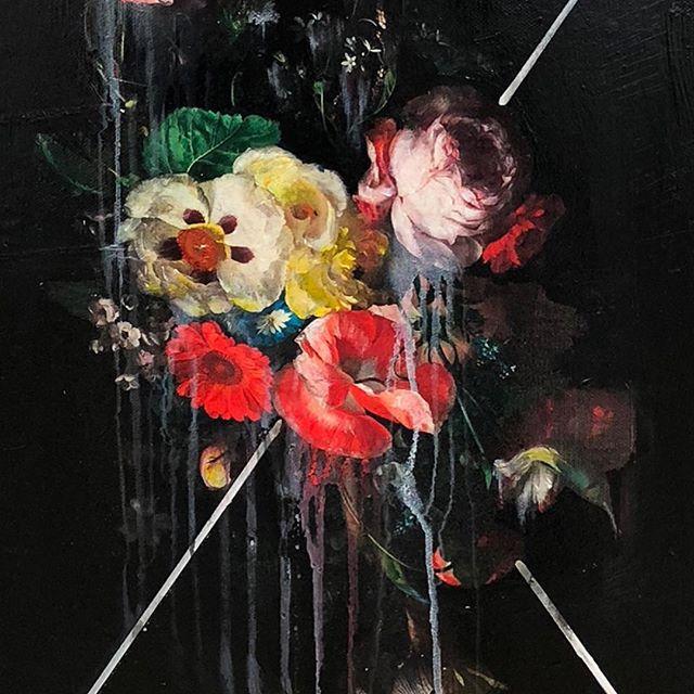 ted pim Ted Pim Flower Paintings tedpim 4