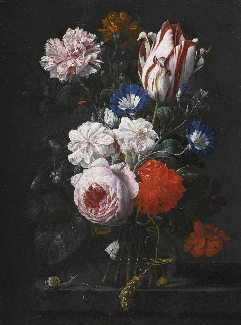 ted pim Ted Pim Flower Paintings tedpim 7