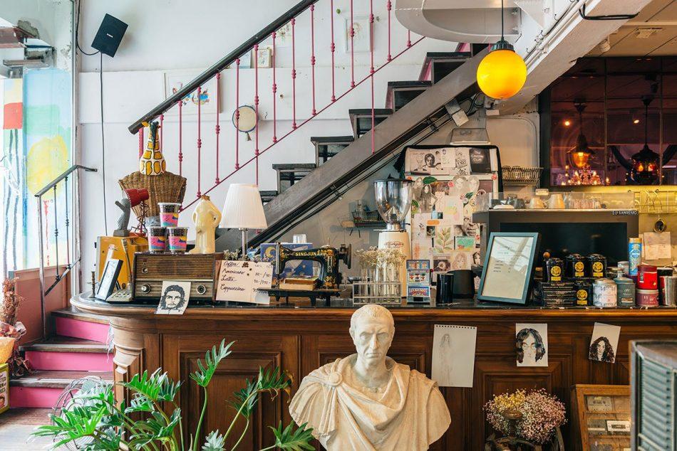 """sundays Architecture, Graphic Design & Art Converge in """"Sundays"""", Bangkok architecture graphic design art converge in sundays bangkok 1"""