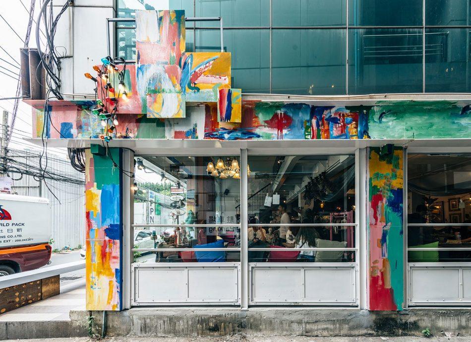"""sundays Architecture, Graphic Design & Art Converge in """"Sundays"""", Bangkok architecture graphic design art converge in sundays bangkok 11"""
