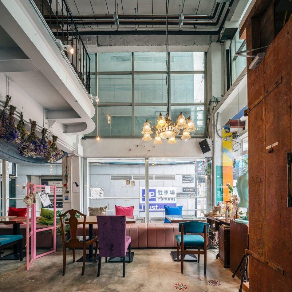 """sundays Architecture, Graphic Design & Art Converge in """"Sundays"""", Bangkok architecture graphic design art converge in sundays bangkok 13"""