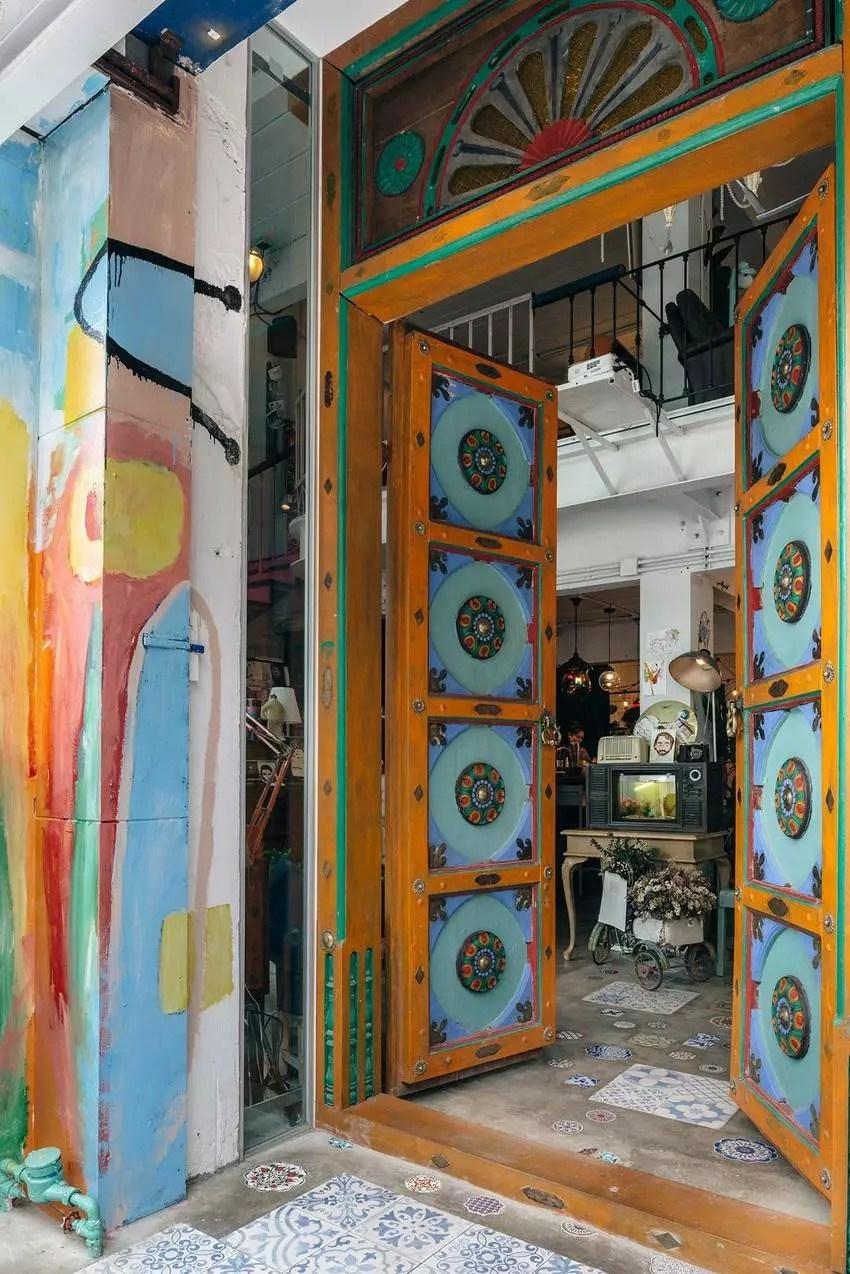 """sundays Architecture, Graphic Design & Art Converge in """"Sundays"""", Bangkok architecture graphic design art converge in sundays bangkok 3"""