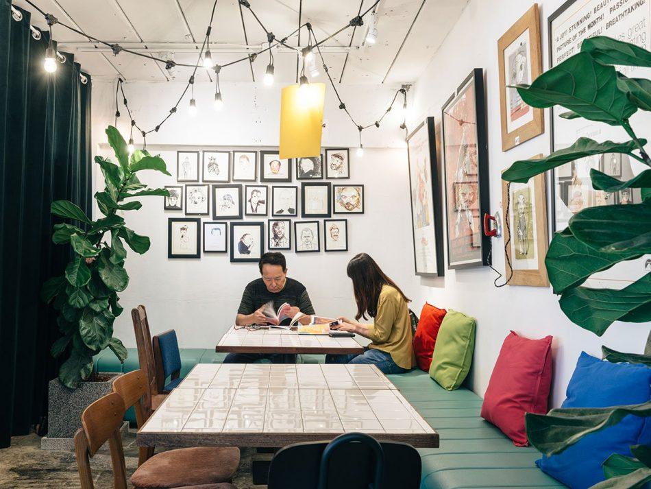 """sundays Architecture, Graphic Design & Art Converge in """"Sundays"""", Bangkok architecture graphic design art converge in sundays bangkok 7"""