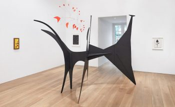 Dear Calder, dear Kelly: the friendship of two great artists