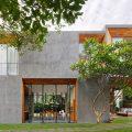 tamara wibowo's Pivoting doors offer breezes and views at Tamara Wibowo's Indonesian home pivoting doors offer breezes views tamara wibowos indonesian home 3 120x120