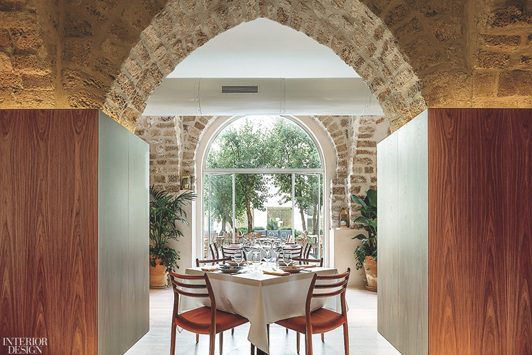 john pawson John Pawson Transforms a Former Hospital Into a Luxury Hotel John Pawson Transforms a Former Hospital Into a Luxury Hotel in Tel Aviv 1