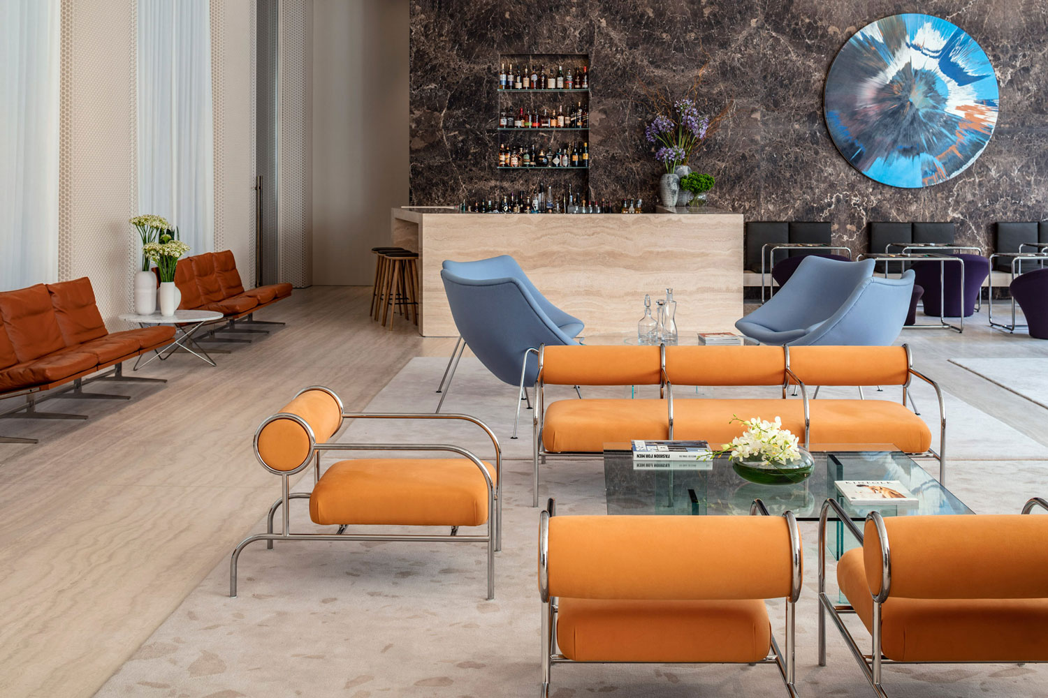 john pawson John Pawson Transforms a Former Hospital Into a Luxury Hotel John Pawson Transforms a Former Hospital Into a Luxury Hotel in Tel Aviv 12
