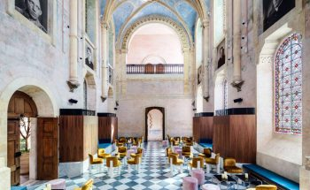 John Pawson Transforms a Former Hospital Into a Luxury Hotel john pawson John Pawson Transforms a Former Hospital Into a Luxury Hotel John Pawson Transforms a Former Hospital Into a Luxury Hotel in Tel Aviv 4 350x215
