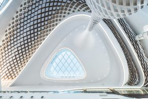 Conference Center by Tengyuan Design: Best of Year Winner for Civic Project