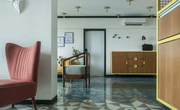 MuseLAB Tiles an Apartment with 21st-Century Art Deco Sophistication muselab MuseLAB Tiles an Apartment with 21st-Century Art Deco Sophistication muselab tiles an apartment in mumbai with 21st century art deco sophistication 6 350x215
