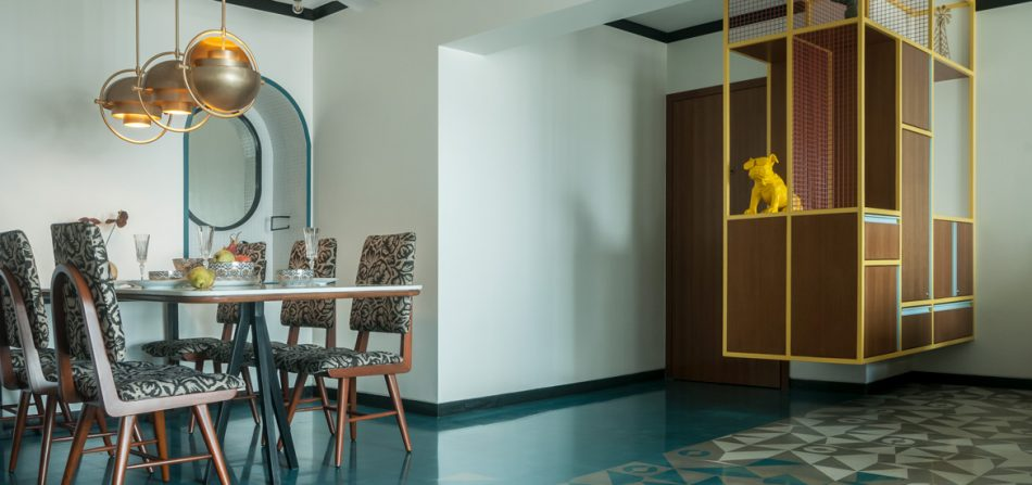 MuseLAB MuseLAB Tiles an Apartment with 21st-Century Art Deco Sophistication muselab tiles an apartment in mumbai with 21st century art deco sophistication 9