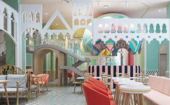 Neobio Kids Restaurant, Shanghai
