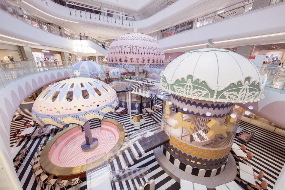 shopping mall shopping mall Is this the shopping mall of the future? shopping mall future 3 1