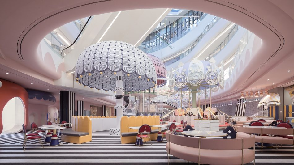 shopping mall Is this the shopping mall of the future? shopping mall future 4