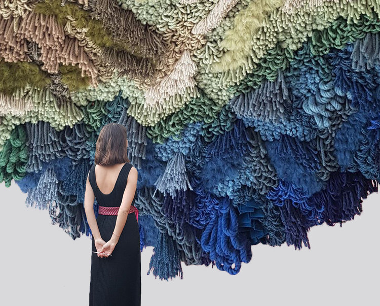 Vanessa Barragão vanessa barragão Vanessa Barragão, Textile artist vanessa barragao textile artist 1