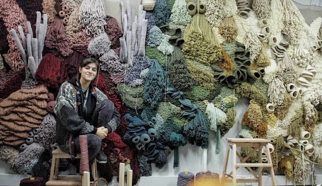 vanessa barragão Vanessa Barragão, Textile artist vanessa barragao textile artist 2