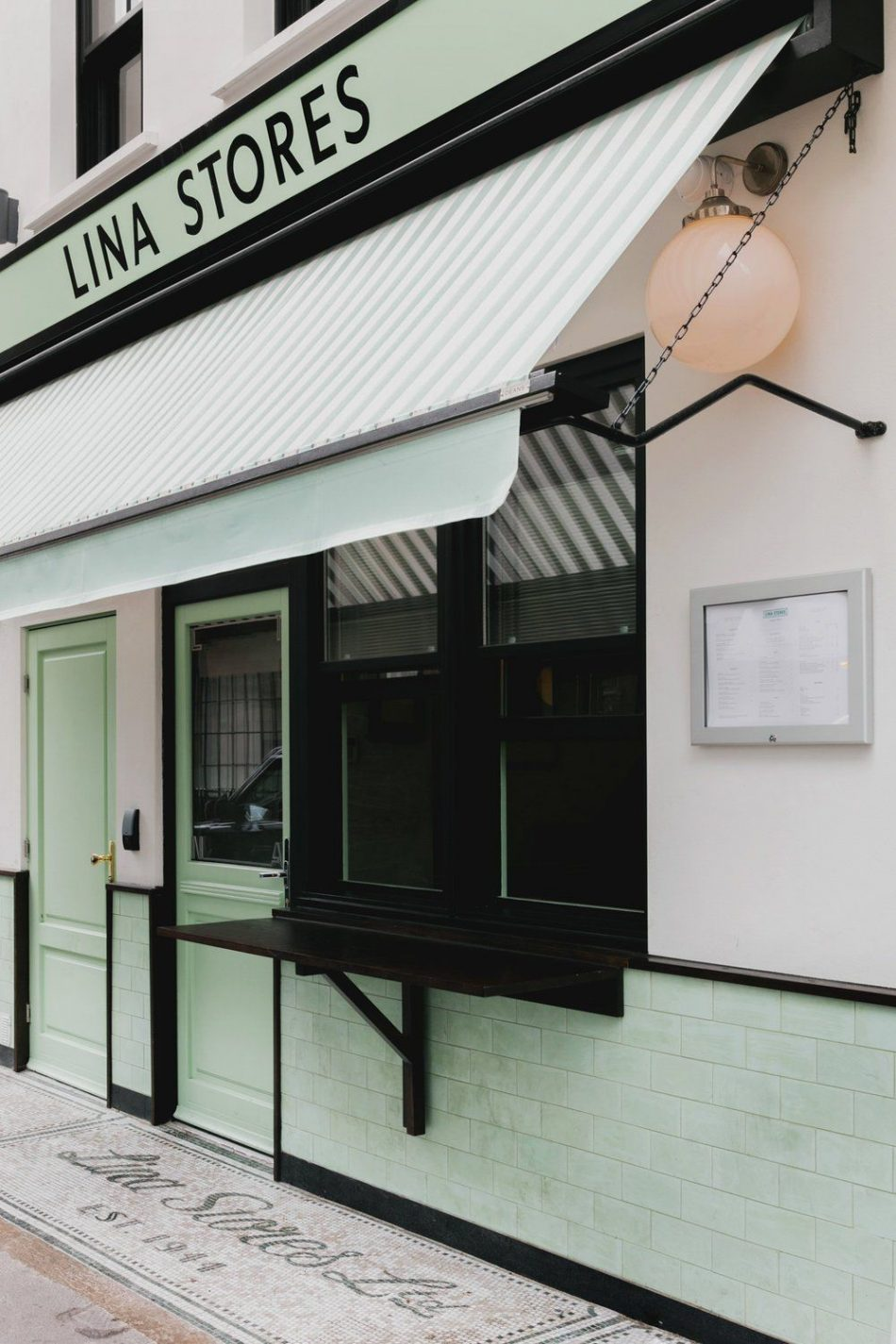 mid-century mid-century A Mid-Century restaurant creation for London Institution in Lina Stores a mid century restaurant creation for london institution lina stores 7 1